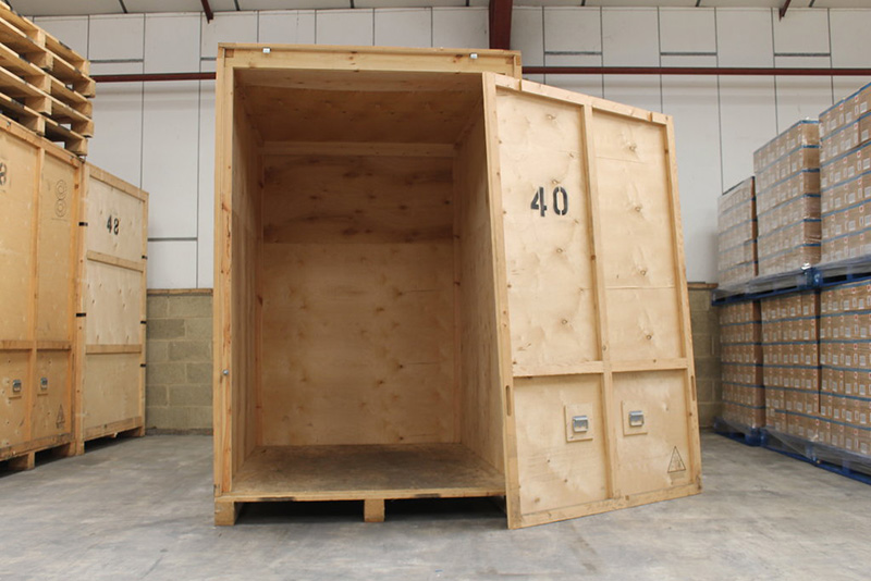 European Removal Services Storage - Furniture storage